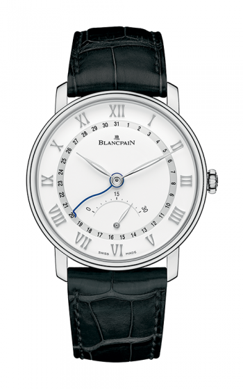 Blancpain Villeret Watch 6653Q-1127-55B product image