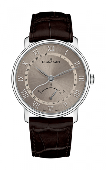 Blancpain Villeret Watch 6653Q-1504-55A product image