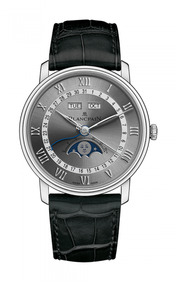 Blancpain Villeret Watch 6654-1113-55B product image