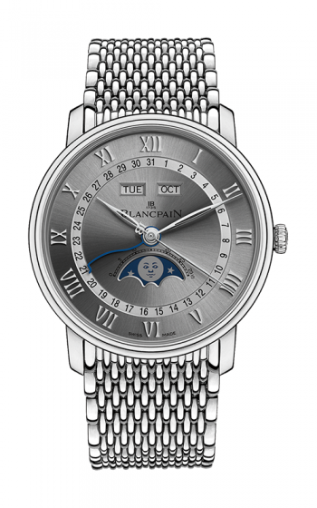 Blancpain Villeret Watch 6654-1113-MMB product image
