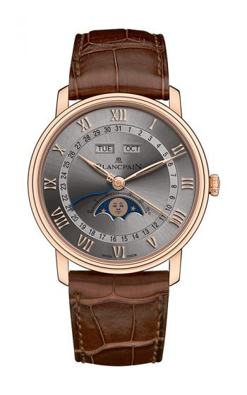 Blancpain Villeret Watch 6654-3613-55B product image