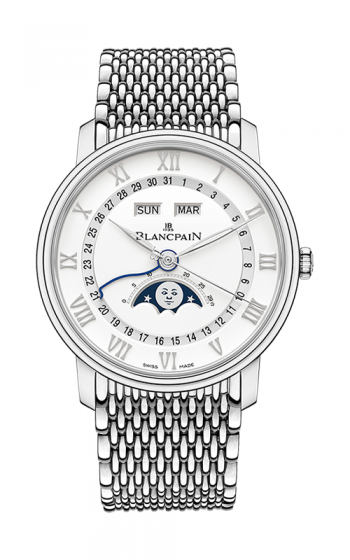 Blancpain Villeret Watch 6654A-1127-MMB product image