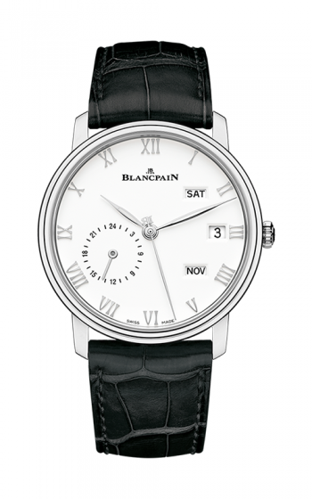 Blancpain Villeret Watch 6670-1127-55B product image