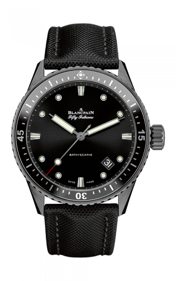Blancpain Fifty Fathoms Watch 5000-0130-B52A product image