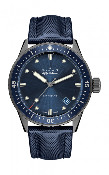 Blancpain Fifty Fathoms Watch 5000-0240-O52A product image