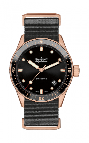 Blancpain Fifty Fathoms Watch 5000-36S30-NAB A product image