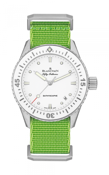 Blancpain Fifty Fathoms Watch 5100-1127-NAH product image