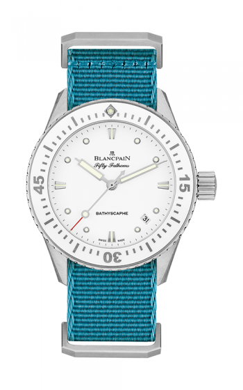 Blancpain Fifty Fathoms Watch 5100-1127-NAT product image