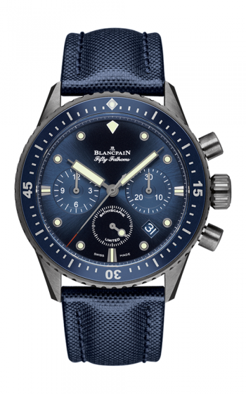 Blancpain Fifty Fathoms Watch 5200-0240-O52A product image
