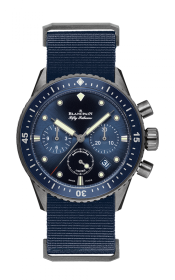 Blancpain Fifty Fathoms Watch 5200-0240-NAOA product image