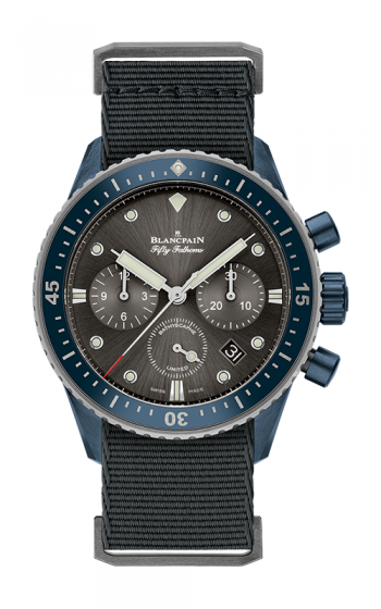 Blancpain Fifty Fathoms Watch 5200-0310-NAG A product image