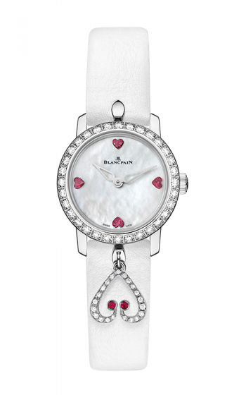 Blancpain Ladybird Ultraplate Watch 0063-1997-58A product image