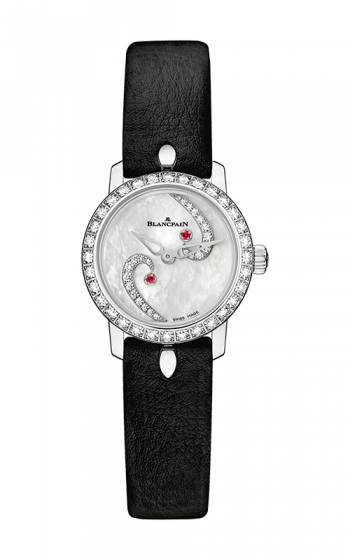 Blancpain Ladybird Ultraplate Watch 0063A-1954-63A product image