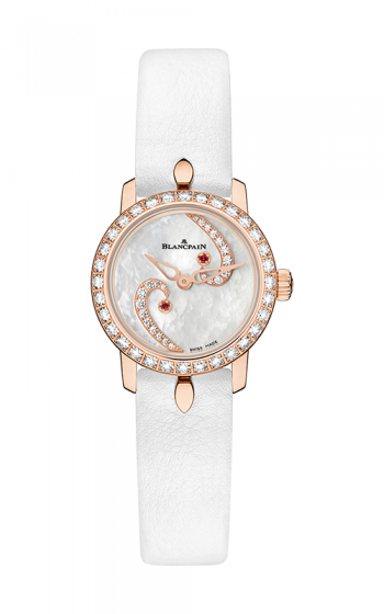 Blancpain Ladybird Ultraplate Watch 0063A-2954-63A product image