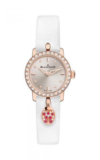 Blancpain Ladybird Ultraplate Watch 0063C-2987-63A product image