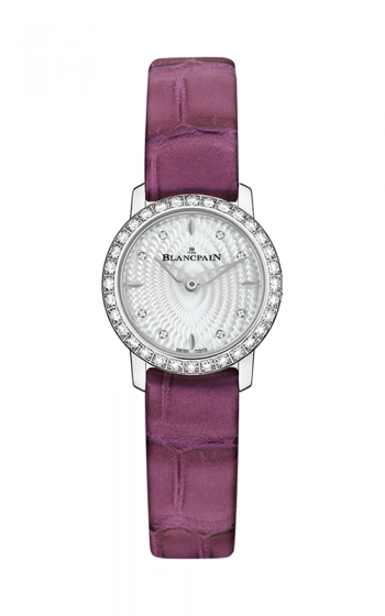 Blancpain Ladybird Ultraplate Watch 0063E-1954-55A product image