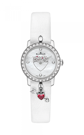 Blancpain Ladybird Ultraplate Watch 0063F-1954-63A product image