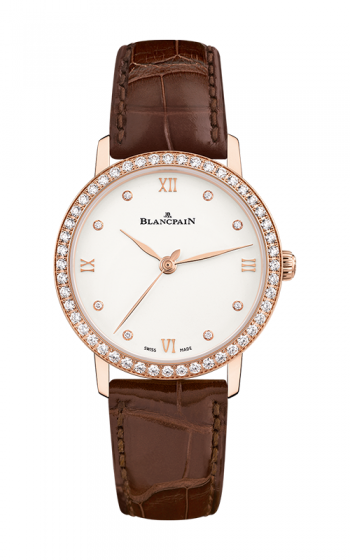 Blancpain Ultraplate Watch 6104-2987-55A product image