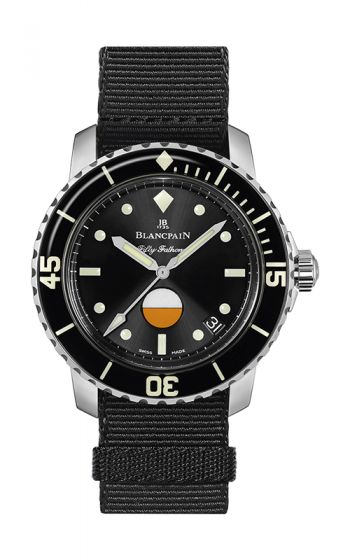 Blancpain Fifty Fathoms Watch 5008-1130-NABA product image