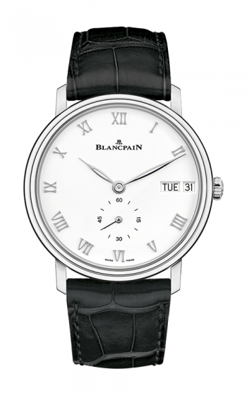 Blancpain Villeret Watch 6652-1127-55B product image