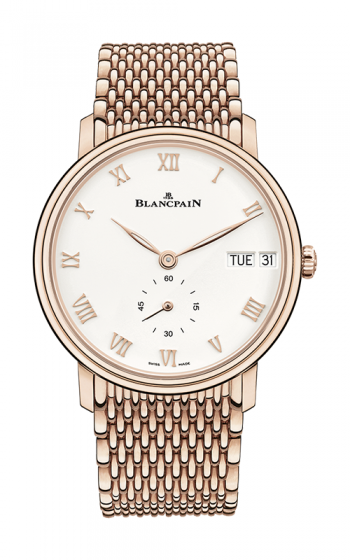 Blancpain Villeret Watch 6652-3642-MMB product image