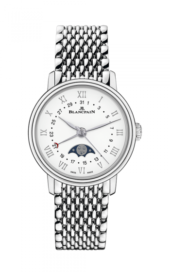 Blancpain Villeret Watch 6106-1127-MMB product image