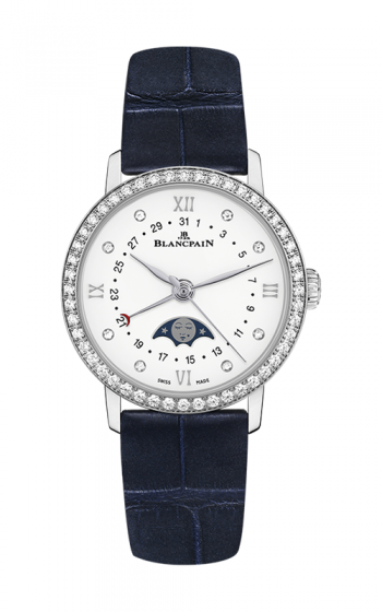 Blancpain Villeret Watch 6106-4628-55A product image