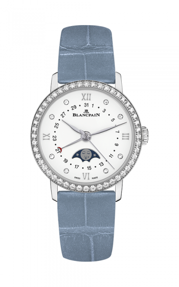 Blancpain Villeret Watch 6106-4628-95A product image