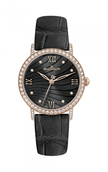 Blancpain Villeret Watch 6104-2930-55A product image