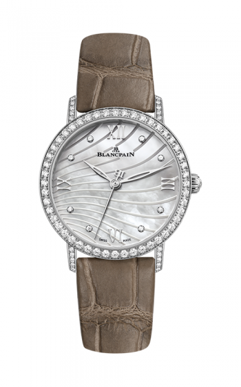 Blancpain Villeret Watch 6104-4654-55A product image