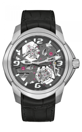 Blancpain Tourbillon Carrousel Watch 92322-34B39-55B product image