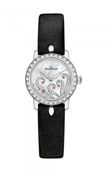 Blancpain Ultraplate Watch 0063B-1954-63A product image