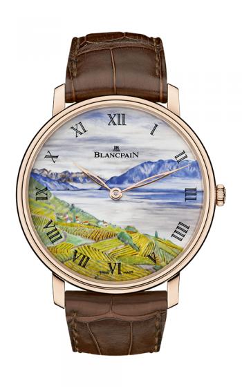 Blancpain Villeret Watch 6615C-3631-55B product image