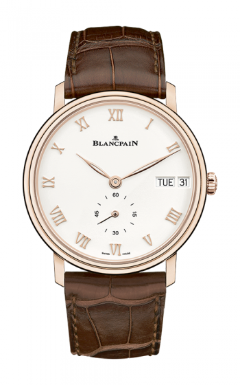 Blancpain Villeret Watch 6652-3642-55 product image
