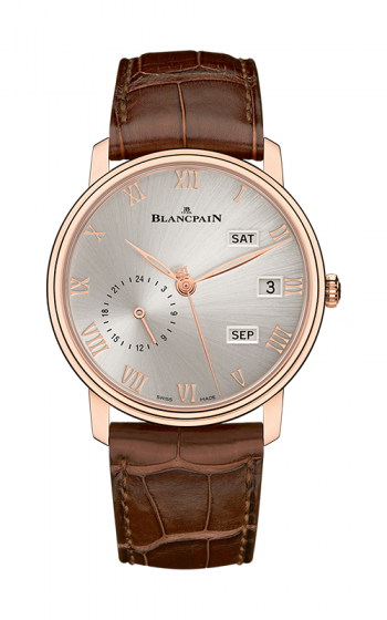 Blancpain Villeret Watch 6670A-3642-55A product image