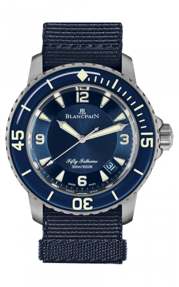 Blancpain Fifty Fathoms  0515-12B40-NAOA product image