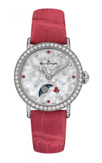 Blancpain Ultraplate Watch 6105A-4654-55A product image