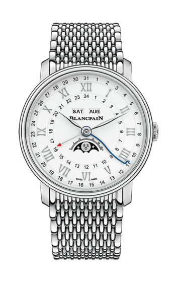 Blancpain Villeret Watch 6676-1127-MMB product image