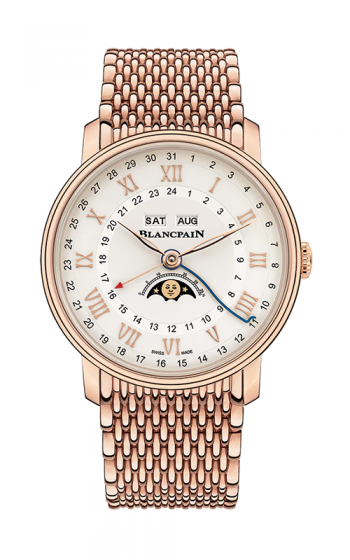 Blancpain Villeret Watch 6676-3642-MMB product image