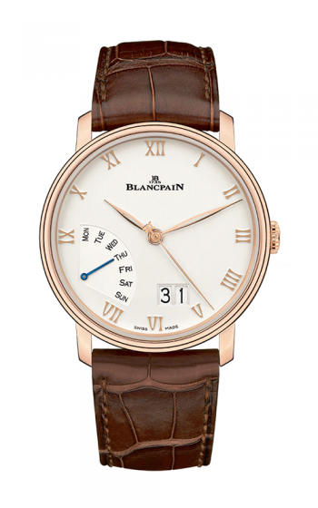 Blancpain Villeret Watch 6668-3642-55B product image