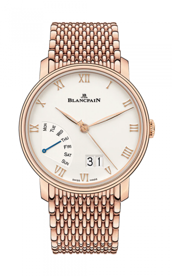Blancpain Villeret Watch 6668-3642-MMB product image
