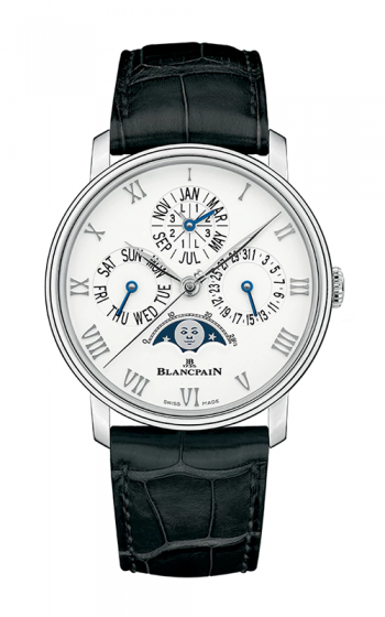 Blancpain Villeret Watch 6656-1127-55B product image