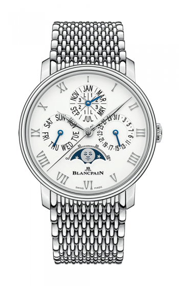 Blancpain Villeret Watch 6656-1127-MMB product image