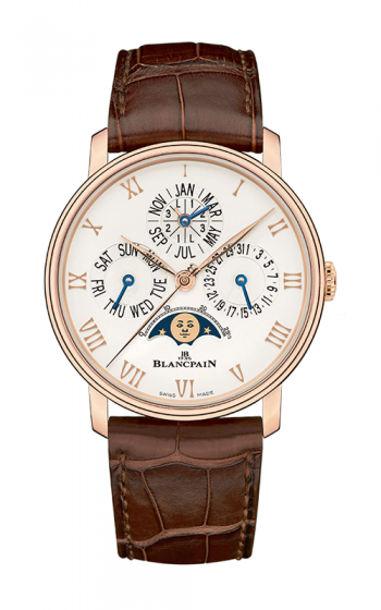 Blancpain Villeret Watch 6656-3642-55B product image