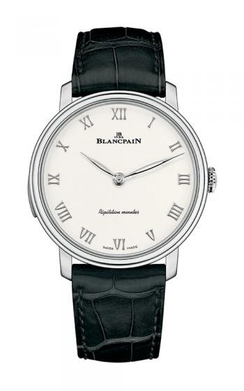 Blancpain Villeret Watch 6632-1542-55B product image
