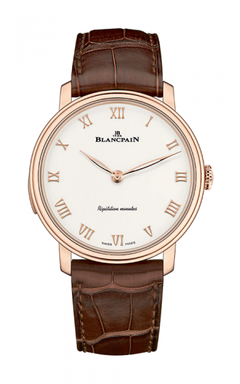 Blancpain Villeret Watch 6632-3642-55B product image