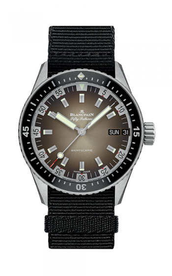 Blancpain Fifty Fathoms Watch 5052-1110-NABA product image