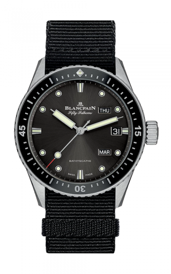 Blancpain Fifty Fathoms Watch 5071-1110-NABA product image