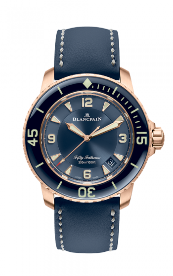 Blancpain Fifty Fathoms Watch 5015-3603C-63B product image