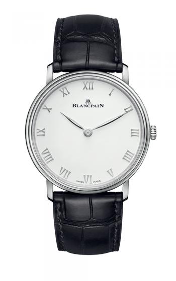 Blancpain Villeret Watch 6605-1127-55B product image